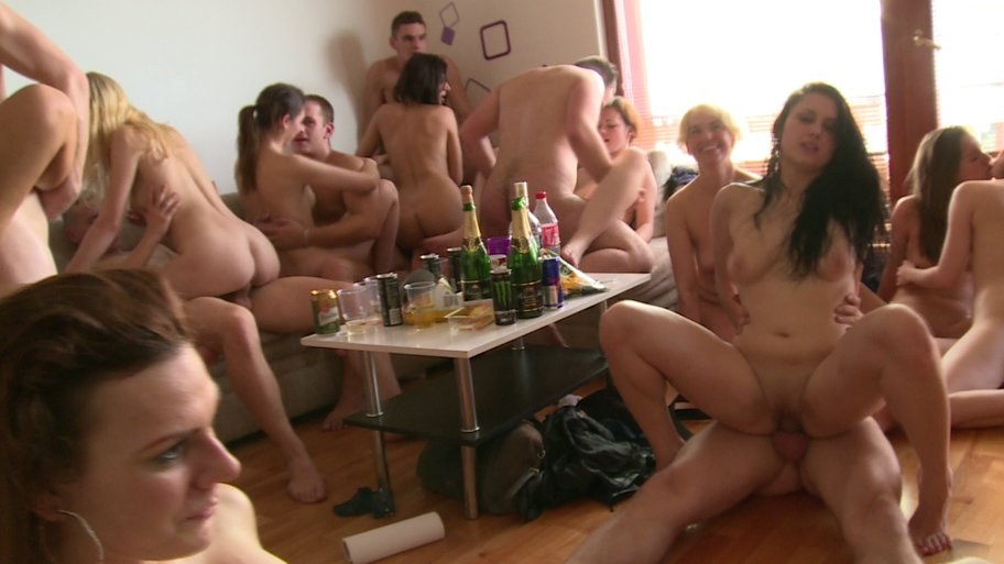 Czech Home Orgy 9 Part 7 HD Online