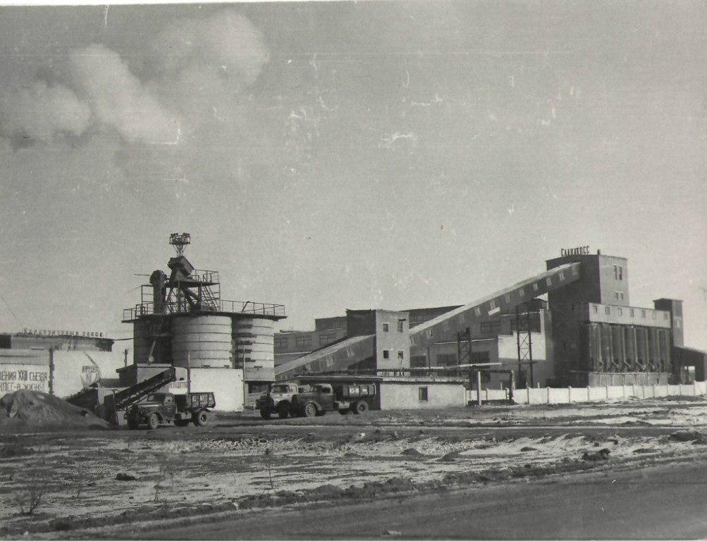 Кирзавод. 1971 год