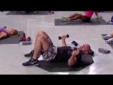 Майк Дольче - Боевой фитнес - 01. Power Punch / Mike Dolce - UFC Fit - 01. Power Punch