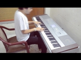 Calvin Harris feat. John Newman - BLAME _ PIANO COVER WITH SHEETS