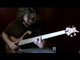 Aram Bedrosian - A Dark Ligh (Solo on Bass Guitar)