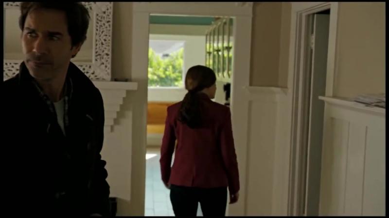 Восприятие/Perception (2012 - 2015) Фрагмент №1 (сезон 3, эпизод 10)