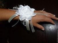 Свадебные украшения своими руками фото для невесты