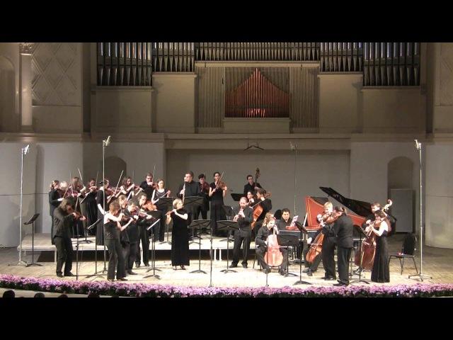 Pavel Karmanov - Twice a Double concerto 3-04-11 fine sound » Freewka.com - Смотреть онлайн в хорощем качестве