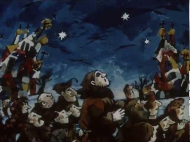 Мультфильмы Рождественская фантазия