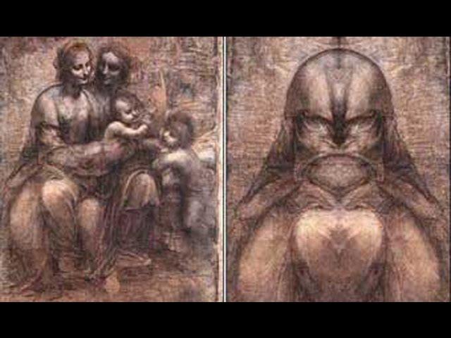 Истинный портрет Господа [ Ветхий Завет является творением дьявола ].