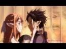 【Sword Art Online】ღ Kirito x Asuna ღ ≈♫Heaven Is A Place On Earth♫≈