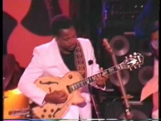 12  George Benson, Paco De Lucia, John McLaughlin, Stanley Clarke &  Larry Coryell   Eighty One Part1  Live At Sevilla 91