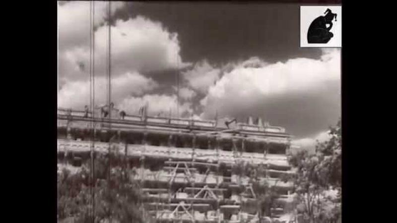 Луганськ 1952. Відбудова.