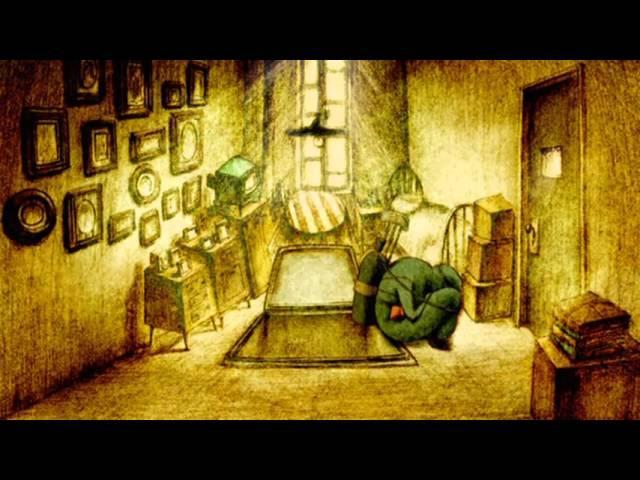 La maison en petits cubes (The House of Small Cubes)(Tsumiki no ie) Corto (Gen.: Animación, drama)