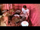 Taylor Swift - Welcome To New York (drum cover / live drums by Artyom Volkov)