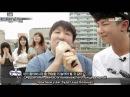 RUS SUB MTV Rookie King Channel Bangtan Ep 4