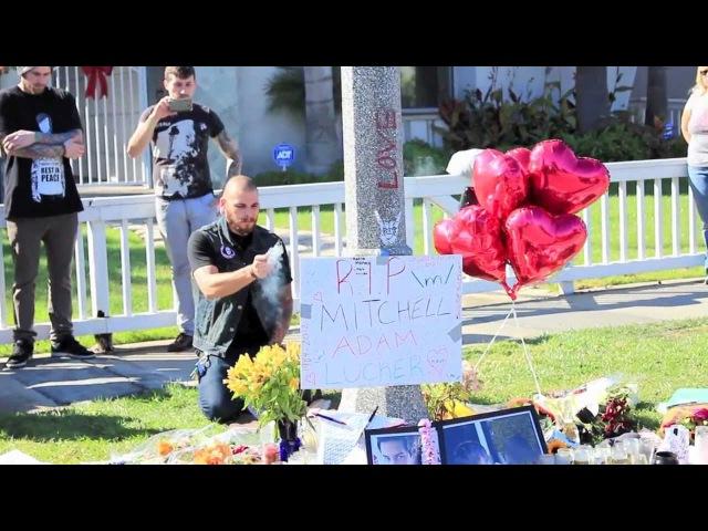 Mitch Lucker Memorial Ride