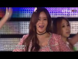 150523 T-ARA (티아라) - 小蘋果 (Little Apple) + I'm Good (엘시 은정 (Feat Ki-o)) [HD]