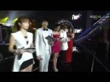 111231 Opening MBC Gayo Daejun 2011 Wgm Couple MC [ Leeteuk ]