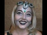 Макияж на Halloween/  Бал ВАМПИРОВ /  Макияж для тематической вечеринки/  Макияж для Нового года