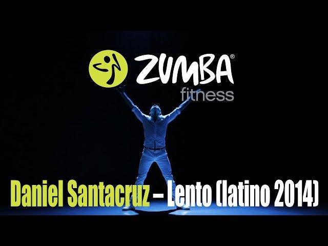 Zumba Fitness 2015 Daniel Santacruz Lento