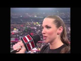 RAW 02.19.2001: Stephanie McMahon, Trish Stratus & Steve Austin Segment (HD)
