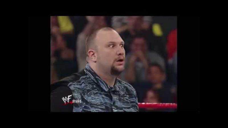 WWF RAW 04.29.2002: Jazz vs. Bubba Ray Dudley (HD)