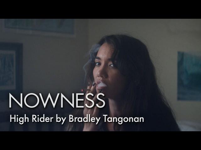 "NOWNESS Shorts ""High Rider"" by Bradley Tangonan"