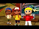 Head Shoulder Knees and Toes Little Baby Bum Nursery Rhymes for Babies Videos for Kids