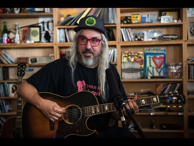 J Mascis: NPR Music Tiny Desk Concert