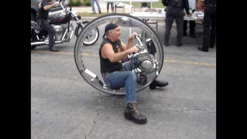 Wheels of Tomorrow One Wheeler Monocycle