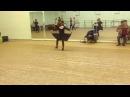татарский танец,, Залида-Диляра Батршина