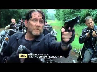 The Walking Dead / Ходячие Мертвецы: Season Сезон 6 Серия | Mid Season Trailer Промо Трейлер 2016 0 1 2 3 4 7 8 9