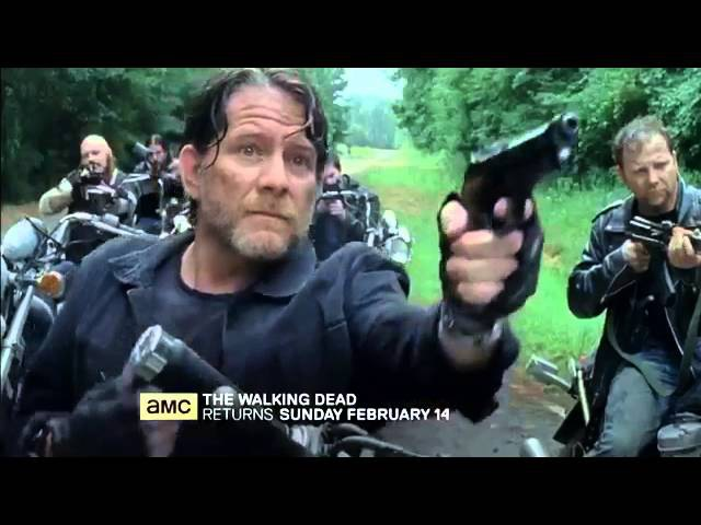 The Walking Dead Ходячие Мертвецы Season Сезон 6 Серия Mid Season Trailer Промо Трейлер 2016 0 1 2 3 4 7 8 9