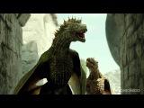 Игра престолов — Как рисовали драконов (2015)