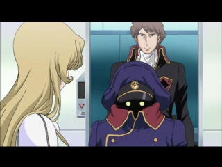 [AniDub] Ginga Tetsudou Monogatari: Wasurerareta Toki no Wakusei | Галактические Железные Дороги OVA [4in1] [Azazel, Kesu]