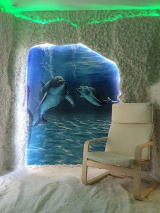 Соляная пещера для домашних условиях 952