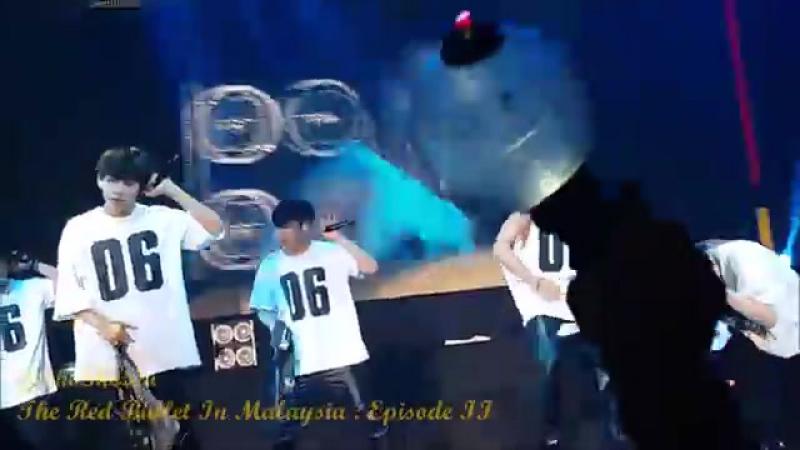 [HD Fancam] 150606 방탄소년단 BTS Red Bullet Encore - Funboy