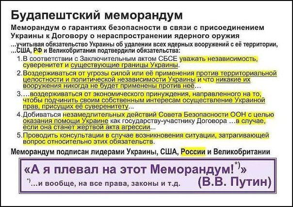 РФ не нарушала Будапештский меморандум, поскольку не угрожала Украине ядерным оружием, - Лавров - Цензор.НЕТ 4740