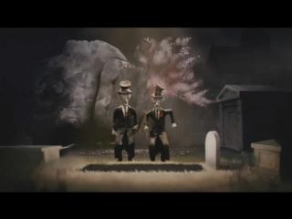 This Way Up (2008) DVDRip Гробовщики мультфильм Крышкой вверх