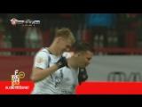 Локомотив 0:1 Урал. Сапета. 2 минута
