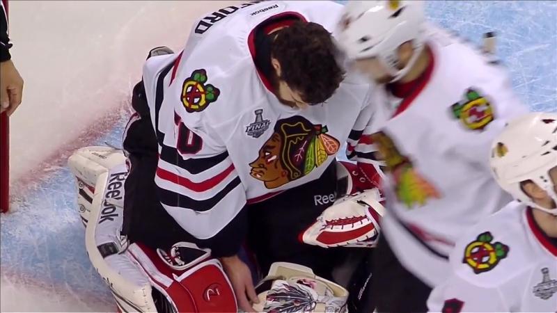 NHL STANLEY CUP FINAL 2013. Chicago BLACKHAWKS VS Boston BRUINS. Game 6. (NBCSN)