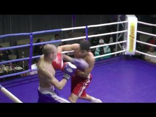 Бокс Россия - Казахстан