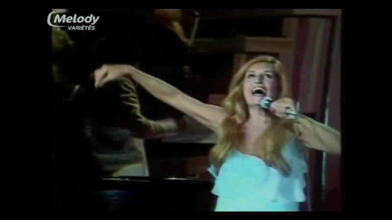 Dalida ♫ Gigi l'amoroso ♪ 16/05/1975 (Bouvard en liberté (A2)