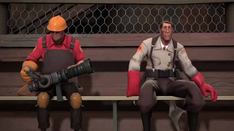 Team Fortress 2 (SFM) Need More Metal