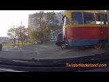 Подборка смешных и не очень моментов на российских дорогах
