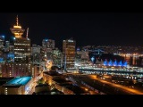 Vancouver City 2 Time Lapse in 4K Ultra HD