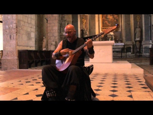 Middle Ages ! Luc Arbogast Amazing Countertenor medieval singer ! Ancient Music
