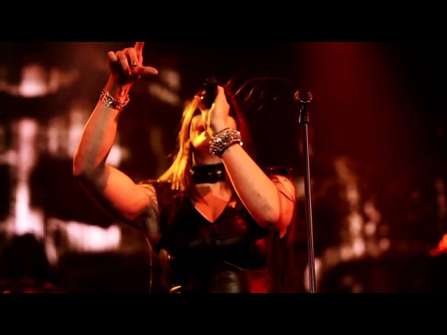 Nightwish - I Want My Tears Back live, Hartwall Areena (LIVE)