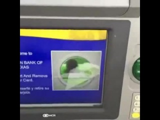 Push the Credit Card