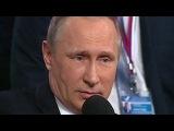 Откровенный разговор: Путин рассказал об офшорах, дружбе с музыкантом Ролдугиным и угрозах России