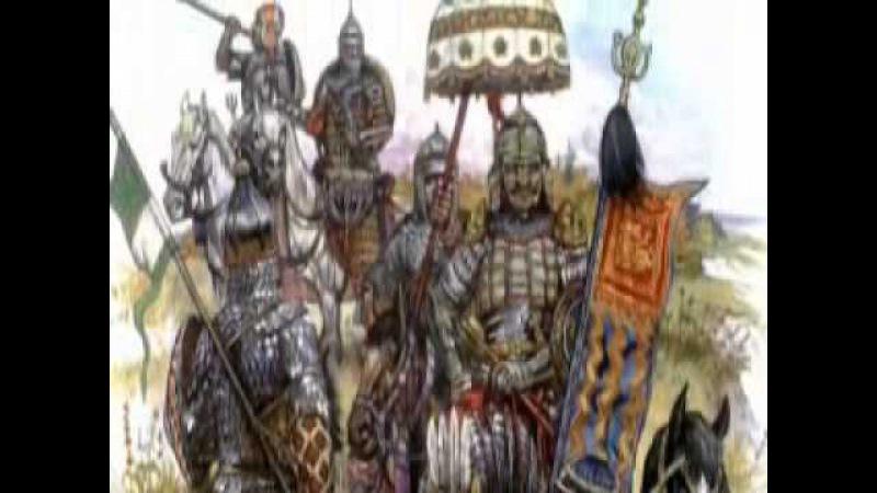 УЗБЕК И, КАЗАХ И, КЫРГЫЗ Ы - КТО ОНИ часть -1 Aмир Тимур