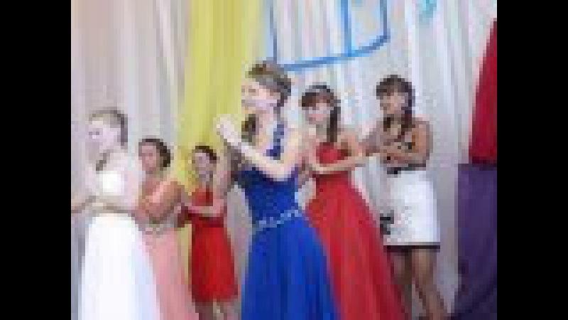 Шокирующий танец выпускников Смотреть не всем