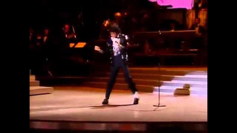 Лунная походка Michael Jackson Billie Jean первый король поп музыки Moonwalk